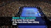 Australian Open: Maria Sharapova Roars Into Third Round
