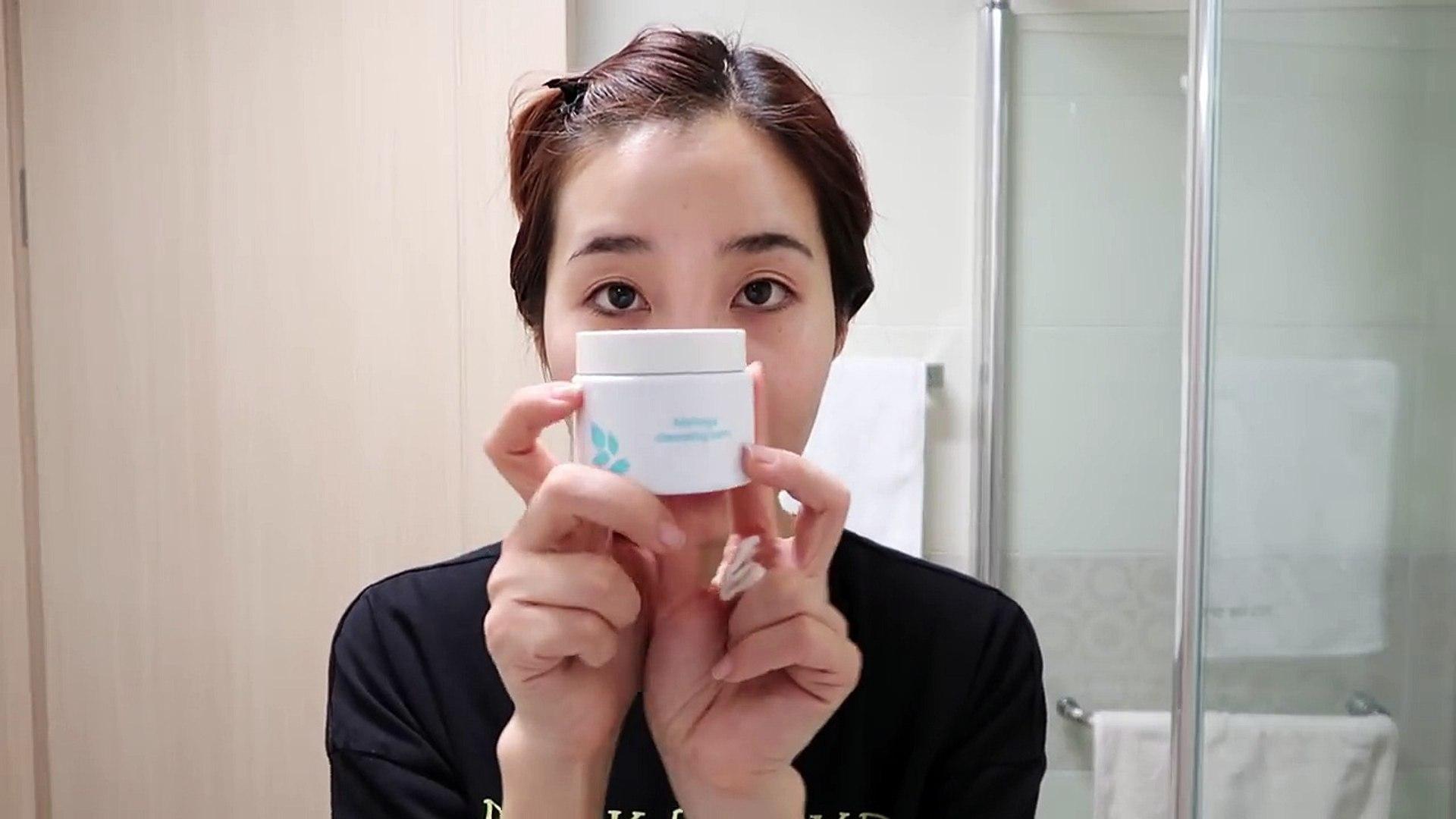 10 Step Korean Skincare Routine | Nighttime (talk thru)