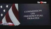 Jelang Debat Pamungkas Calon Presiden AS di Nevada Las Vegas