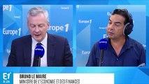 """Sylvie Goulard à la Banque de France : """"Je ne vois pas ce qui peut choquer"""", dit Le Maire"""