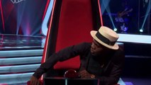 "Yimika Akinola sings ""Ordinary People"" _ Blind Auditions _ The Voice Nigeria Season 2-b"