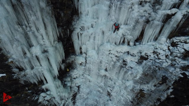 Summing-up the Screwed Up Fest '18   Ice Climbing   4Play.in