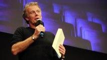 A l'Alpe d'Huez, Franck Dubosc annonce le palmarès du Festival international du film de comédie