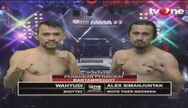 One Pride MMA Bantam Weight, Wahyudi VS Alex Simanjuntak