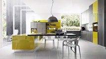 Elegant modern kitchen design - Simple and airy interiors 2018