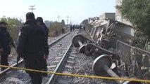 Mexique : déraillement de train mortel