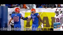 Most Dynamic WR in the MWC __ Boise State WR Cedrick Wilson Career Highlights ᴴᴰ