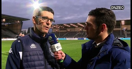 MAG (ASCO) : ANGERS - TROYES, LE FILM DU MATCH