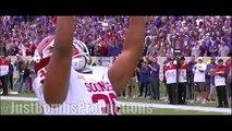 The Heisman __ Oklahoma QB Baker Mayfield 2017 Midseason Highlights ᴴᴰ
