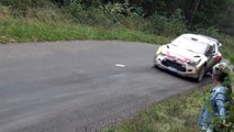 Sebastien Loeb on the limits - Tests for France Alsace 2013 [HD] Rallye-Addict.com