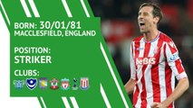 Peter Crouch - player profile