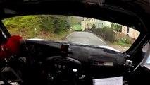 Onboard Porsche GT3 Zeltner/Zeltner Sachsen Rallye 2013 Stage 6/8 [HD]