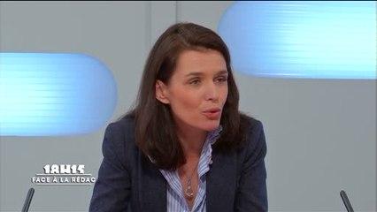 Face à la Rédac : Christelle Morançais / Présidente Région Pays de la Loire (18/01/2018)