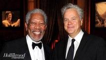 Tim Robbins Talks Working With 'Shawshank' Co-Star Morgan Freeman | THR News