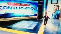 Marty Smith Interviews Dale Earnhardt Jr & Amy Earnhardt 2/18/17 Part 1
