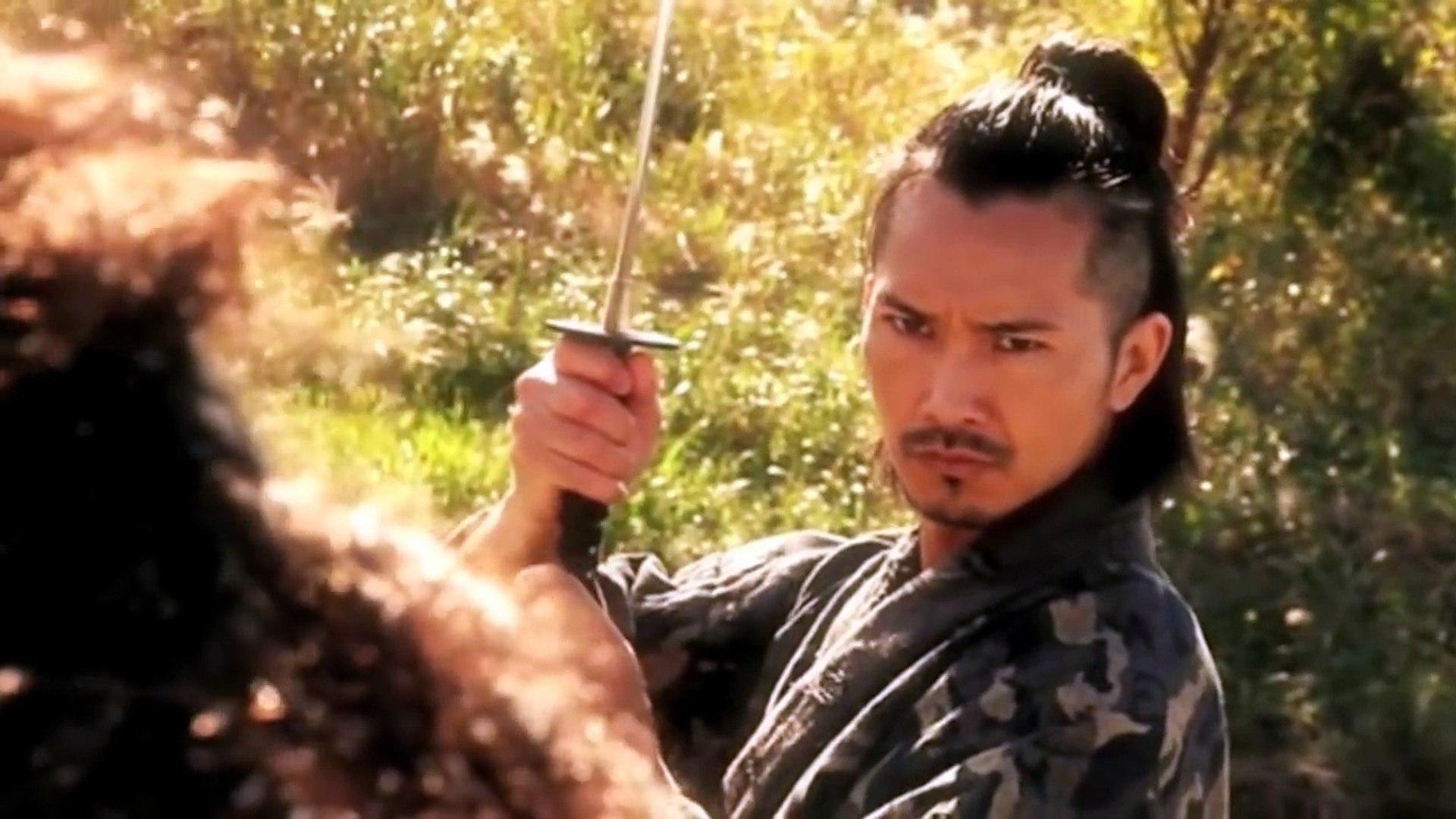 Торамару против слепого мастера меча | Toramaru vs blind samurai