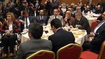 """Başbakan Yardımcısı Çavuşoğlu, """"Türkiye'nin güvenliğini, sınır güvenliğini o bölgeden gelecek terör unsurlarını bertaraf etmek için bu operasyonu gerçekleştirmek durumundayız"""""""