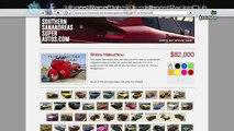 Grand Theft Auto V Online (PS3) - Street Car - Bike Meet - Hakuchou Build, Drag Racing and More