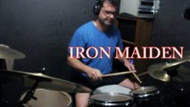 2 minute to midnight - Iron Maiden- Guto Drum Cover