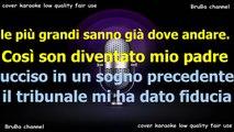 Fabrizio de André  - Canzone del padre   Karaoke