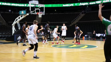 EB ANGT Kaunas, Day 1 Highlights