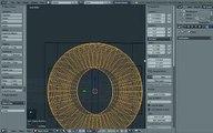 Modeling an offroad wheel - Blender 3D Tutorial (Part1)