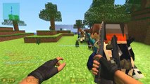 Counter Strike Source Zombie Escape Minecraft Adventure Map