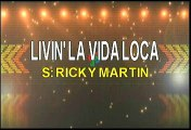 Ricky Martin Livin La Vida Loca Karaoke Version
