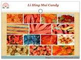 Hawaiian Li Hing Mui Candy – Hawaiian Food Online