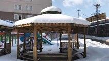 Bitlis'te Yoğun Kar Yağışı Nedeniyle 45 Köy Yolu Ulaşıma Kapandı