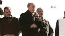 Kütahya-Cumhurbaşkanı Erdoğan Kütahya'da Halka Seslendi