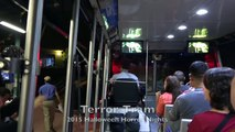 Terror Tram with Night Vision - new Universal Studios Halloween Horror Nights