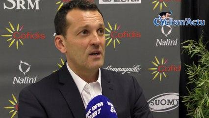 Cyclisme - Cédric Vasseur :
