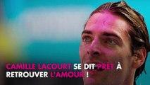 Camille Lacourt : Séparé de Valérie Bègue, il se dit prêt à retrouver l'amour