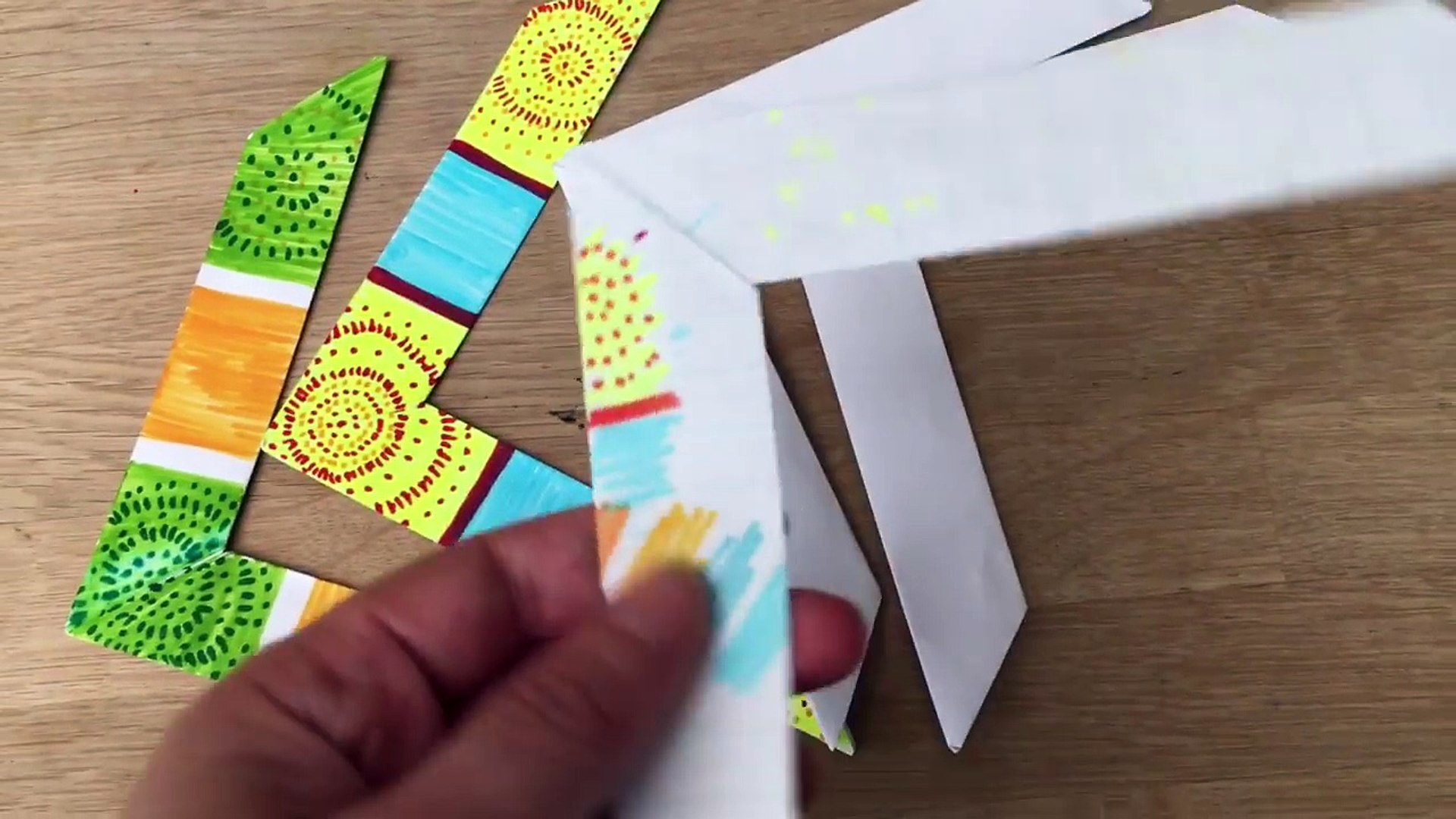 Heres How To Make Paper Planes That Fly 10000 Feet And Boomerang ... | 1080x1920