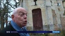 Loir-et-Cher : une chapelle vendue aux enchères pour être déplacée et rénovée