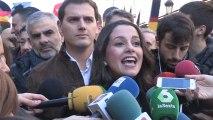 """Arrimadas a Puigdemont: """"Que se vaya olvidando de volver a ser presidente"""""""