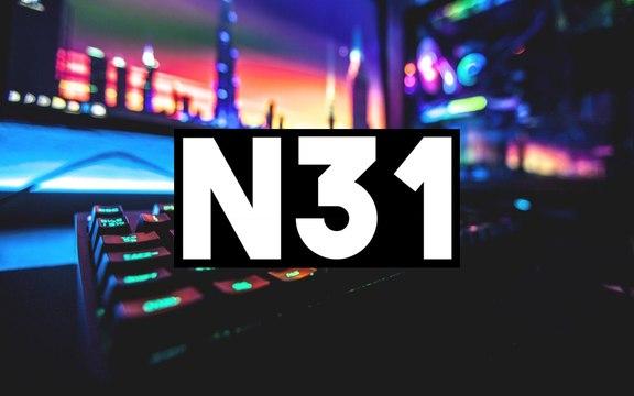 N31 : La chaine des gamers débarque en live et en direct sur Dailymotion !