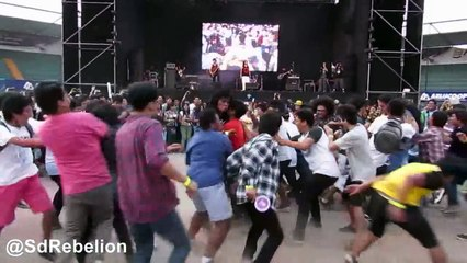 What's up People - DEATH NOTE Mosh pit