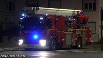 Sapeurs Pompiers Maubeuge - SDIS 59