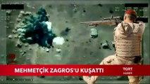 Mehmetçik Zagros Dağını Kuşattı