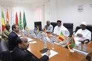Déclaration à la presse du Président de la République, Emmanuel Macron, lors du G5 Sahel à Nouakchott, Mauritanie