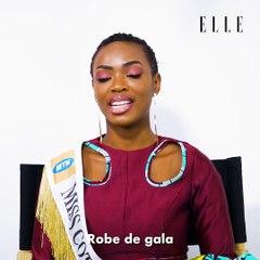 L'interview chrono | Suy Fatem, Miss Côte d'Ivoire 2018