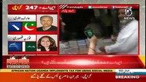 NA-247 Kay Voters Ka PTI Ko Vote Dalne Ka Faisla.