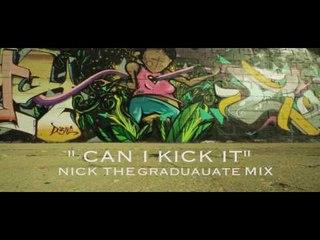 """""""Can I Kick It"""" LowDown Brass Band ft Billa Camp-The Graduate Remix"""