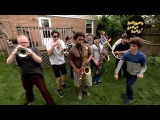 I GOT THAT FEELING by Lowdown Brass Band