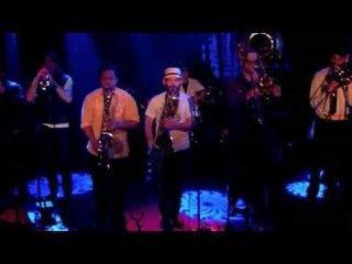 LowDown Brass Band Death Blow