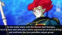 Vegito SSB Kaioken Vs Kanba Fight Dragon Ball Heroes Episode 2