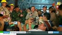 Thaïlande : les enfants retrouvés sains et saufs