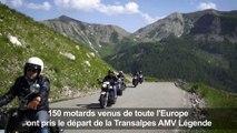Manaudou, Lacourt et 150 motards à l'assaut des Alpes